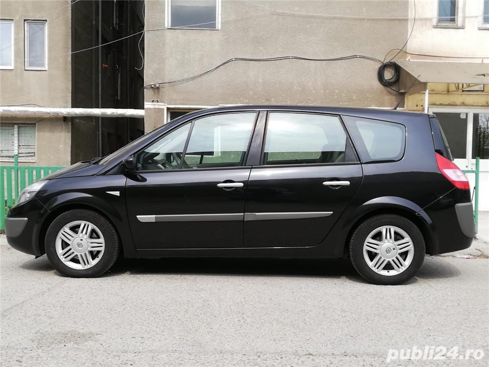 Renault Grand Scenic 7 Locuri, Navi mare,1.9 Dci,Piele,Xenon, IMPECABILA! Import recent