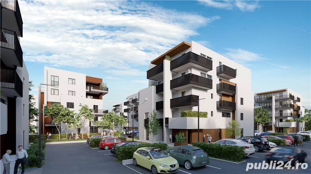 Apartament 2 camere - Romanescu Park Residence