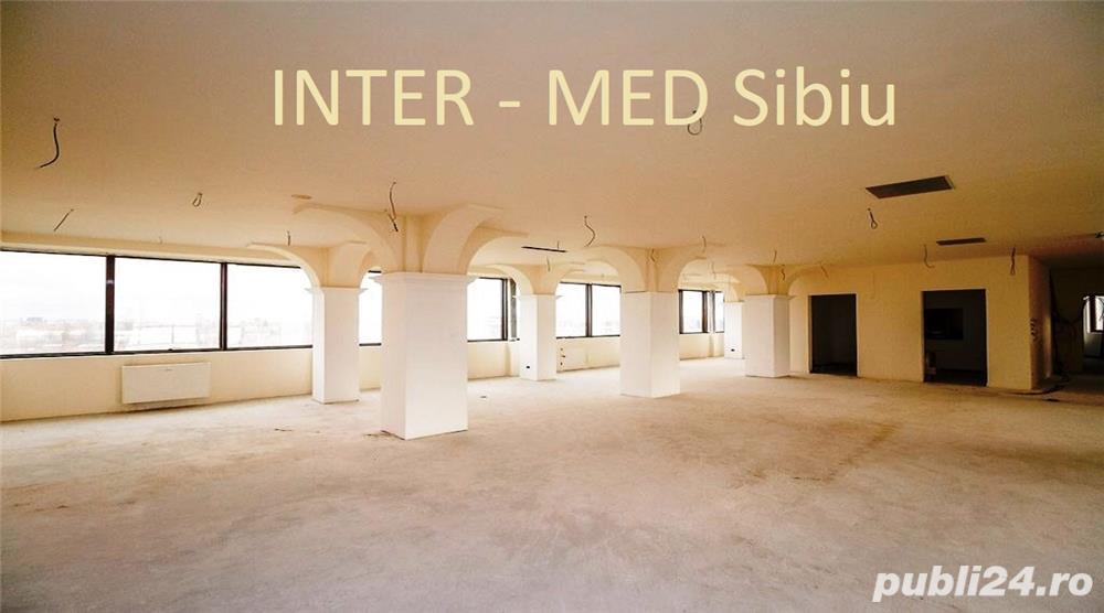 Spatii birouri Sibiu in cladire de birouri