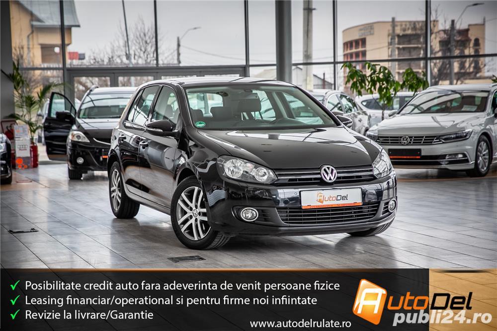 Volkswagen Golf VI 1.4 TSI Comfortline
