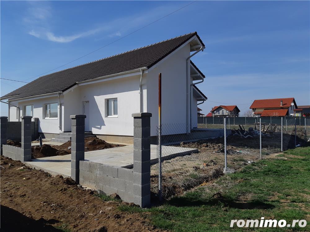 Casa noua in Sanandrei, la cheie