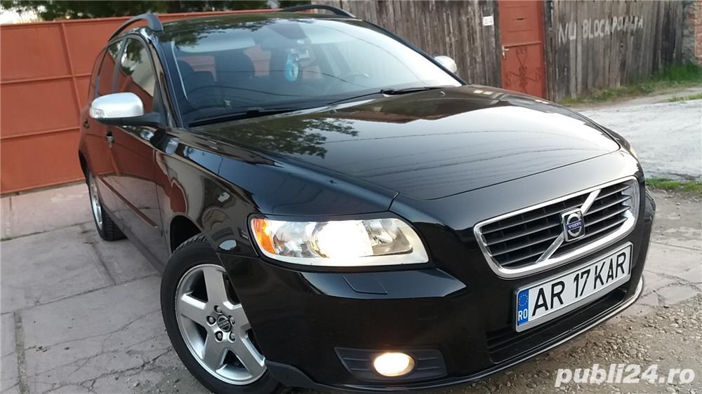 Volvo v50/2008/16 diesel / 109 Cp/Impecabila,Inmatriculat martie 2019!