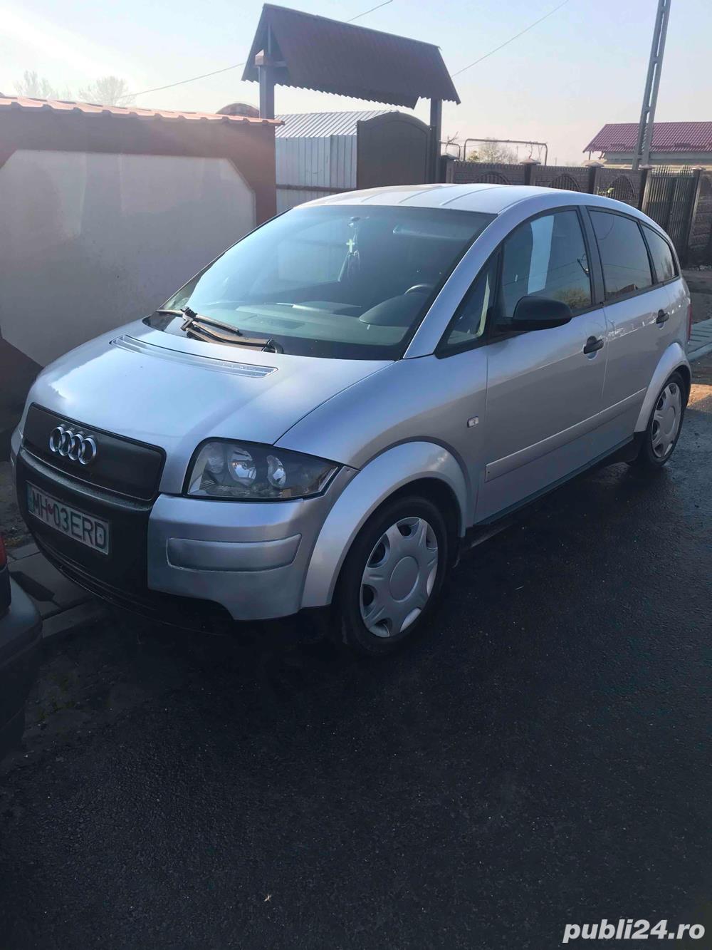 Audi A2 sau schimb