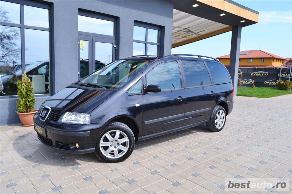 Seat alhambra an:2008=avans 0 % rate fixe =aprobarea creditului in 2 ore= autohaus vindem si in rate
