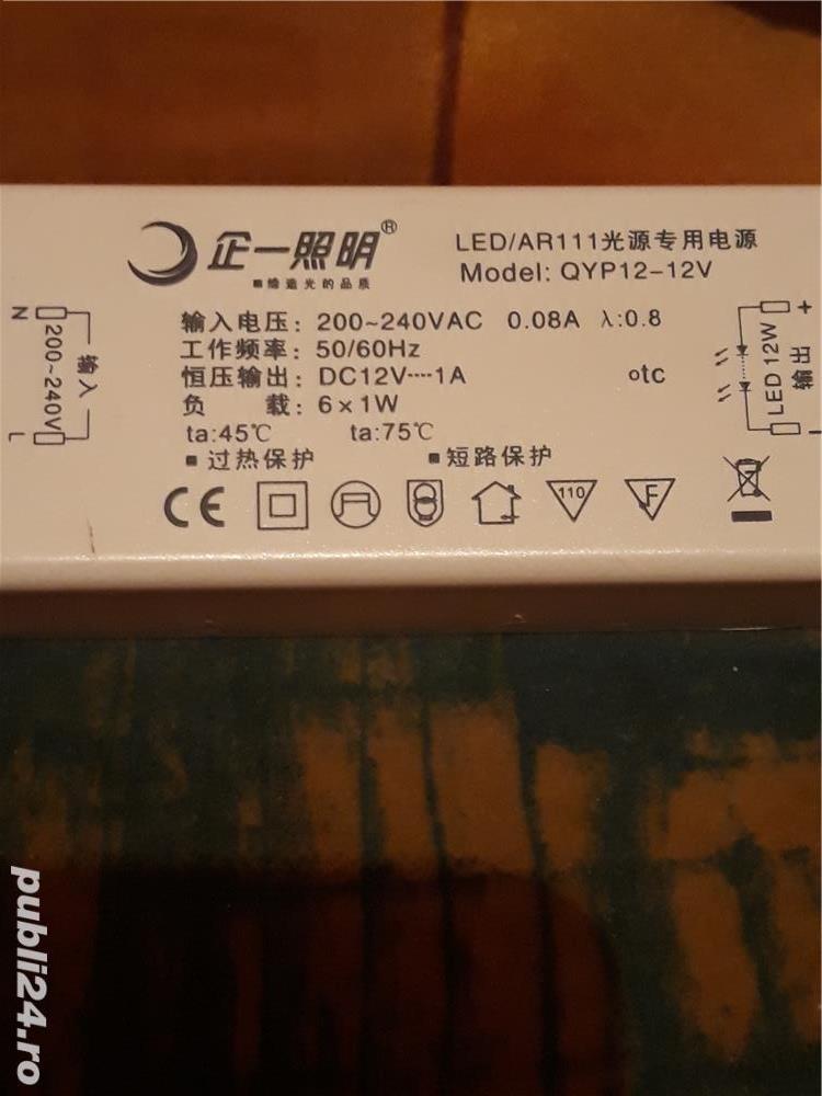 Schimb,negociabil,Sursa sistem securitate 200v 240v12w,90lei.
