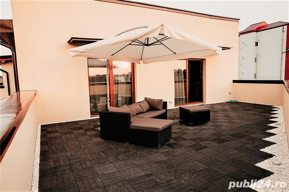Apartament deosebit 3 camere + terasa 40 mp