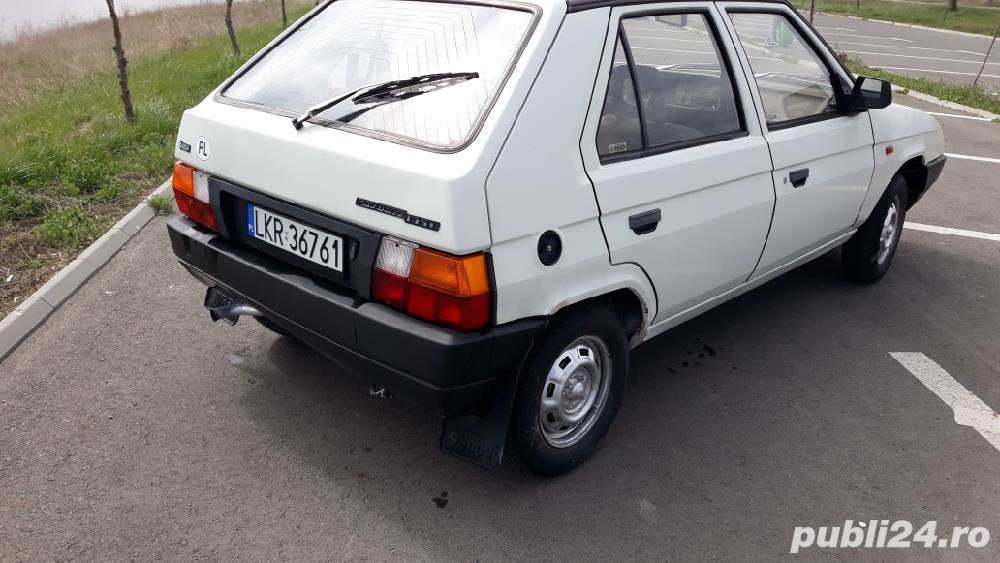 Skoda favorit 499 eur.