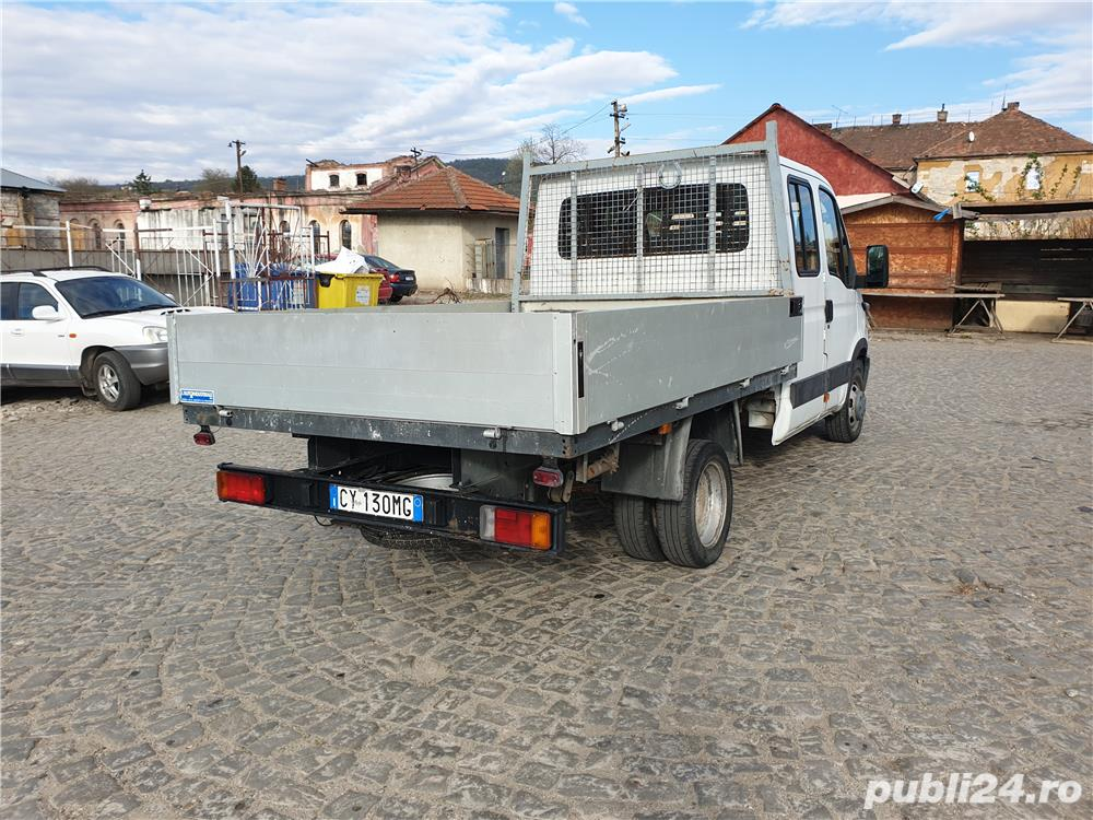Iveco daily 2006 motor 3.0