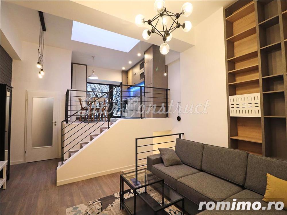 Apartament 2 camere   Duplex tip Loft   Design minimal