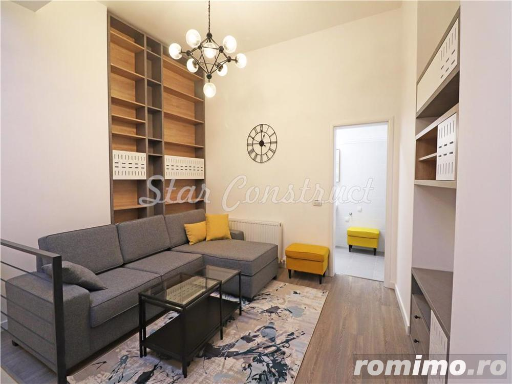 Apartament 2 camere | duplex tip Loft | design minimal