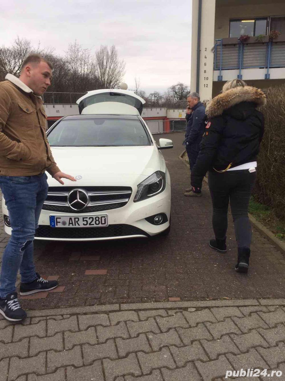 Mercedes-benz A(model deosebit)impecabil recent adus!!!