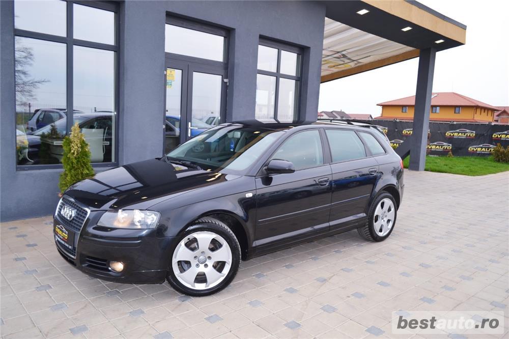 Audi A3 an:2005 =avans 0 % rate fixe = aprobarea creditului in 2 ore =AUTOHAUS vindem si in RATE
