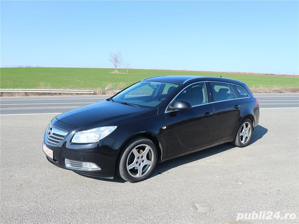 Opel Insignia 2.0 CDTI Edition, 2009 - posibilitate RATE PERSOANE FIZICE