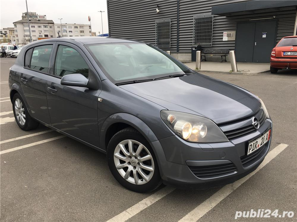 Opel astra 1,7 cdti 2005 klima
