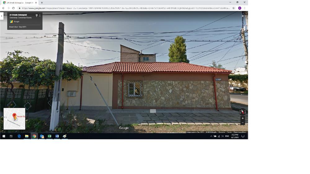 Casă familială în Coiciu, Str. Răsuri nr. 35, Constanța