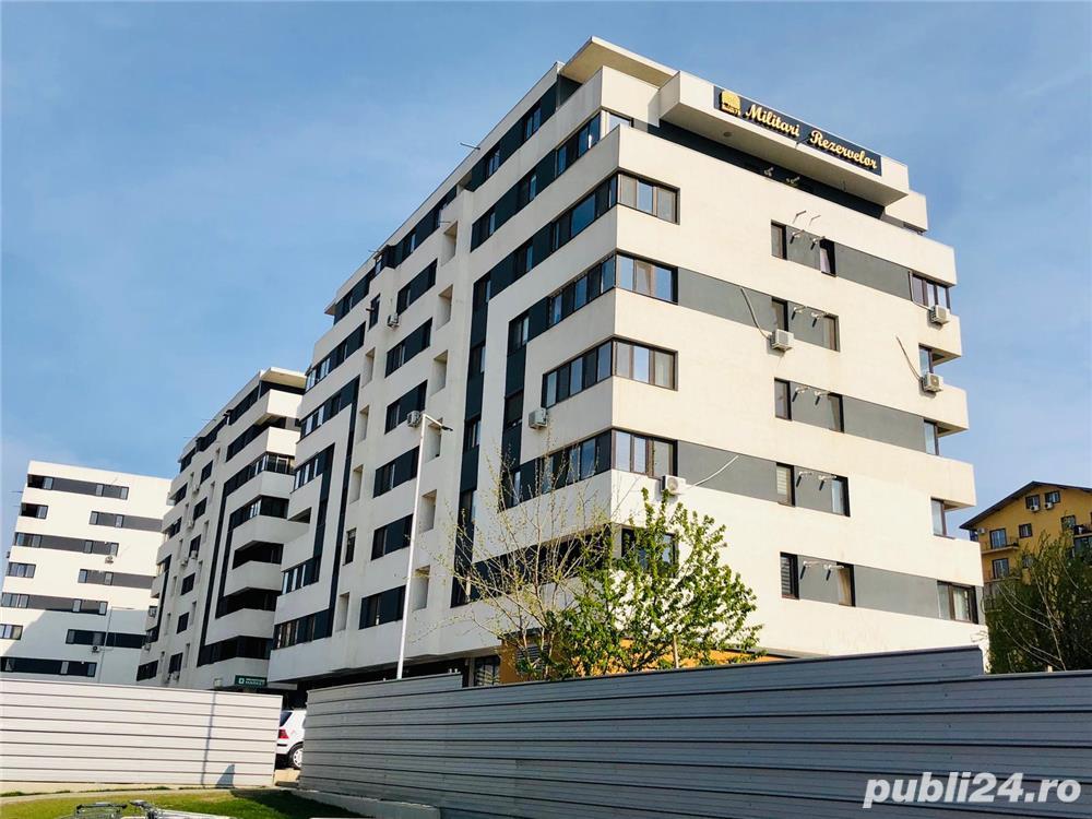Prinde OFERTA ! Apartament 3 camere , 70  mpu , zona Militari langa Mall