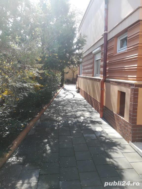 Vila zona Decebal