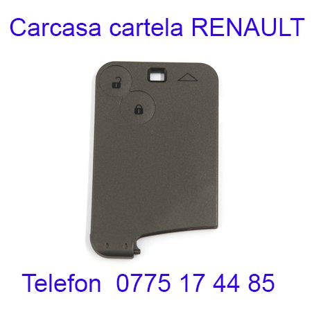 Carcasa Cheie Cartela Renault,Card Laguna 2,Espace,Vel Satis,repar