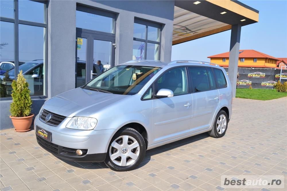 Vw touran an:2005 = AVANS 0 % RATE FIXE = Aprobarea creditului in 2 ore = AUTOHAUS vindem si in Rate