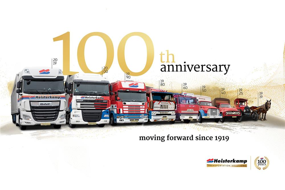 Șofer de camion pentru transport internațional