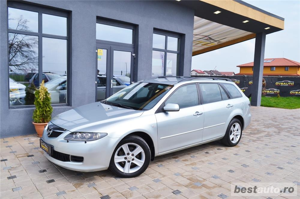 Mazda 6 AN:2008= avans 0 % rate fixe = aprobarea creditului in 2 ore = autohaus vindem si in rate