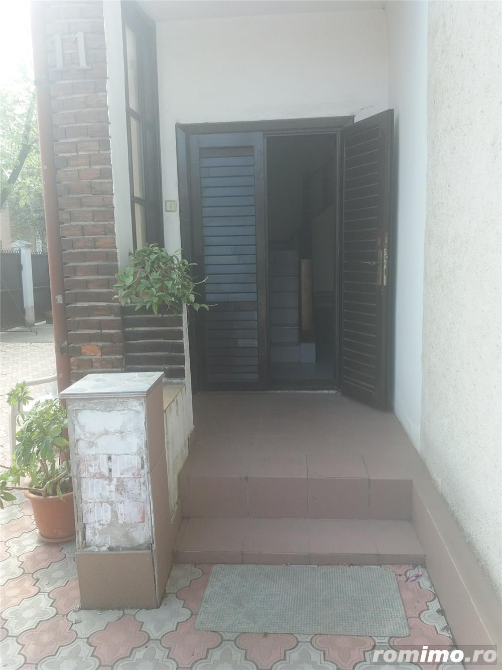 Casa cu etaj-Dambovita