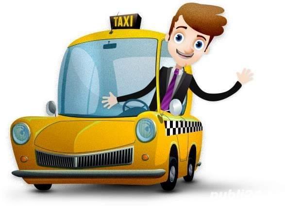 Angajez sofer taxi , tura de zi AFI COTROCENI - DRUMUL TABEREI