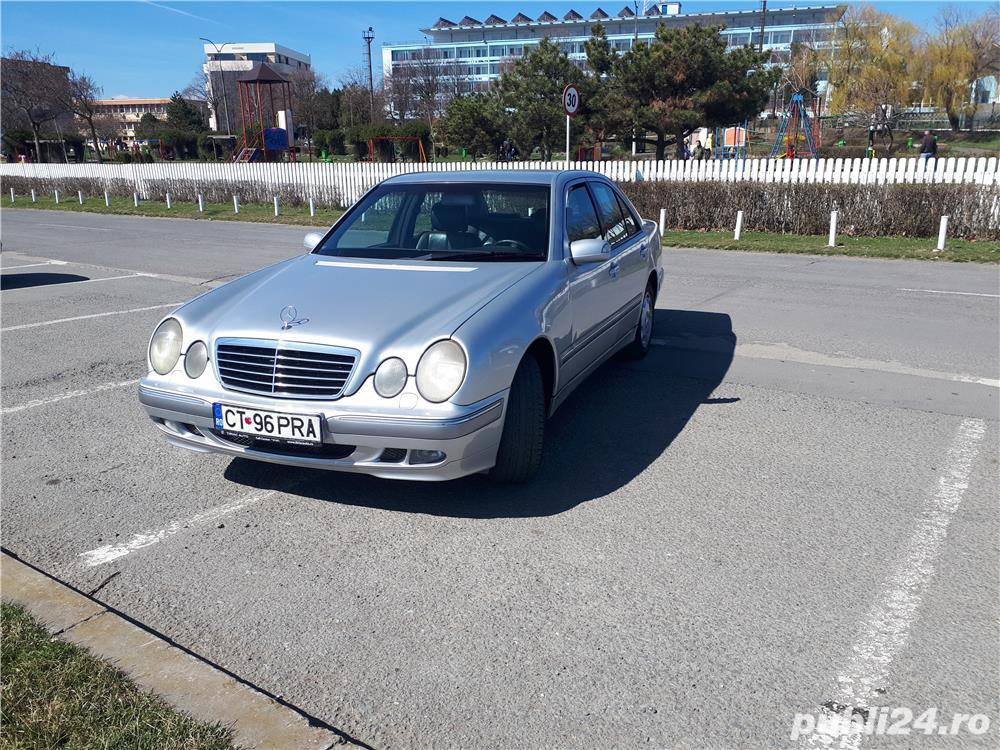 Vând Mercedes-Benz W210 E-Class 270 CDI facelift 125 KW 170 CP.