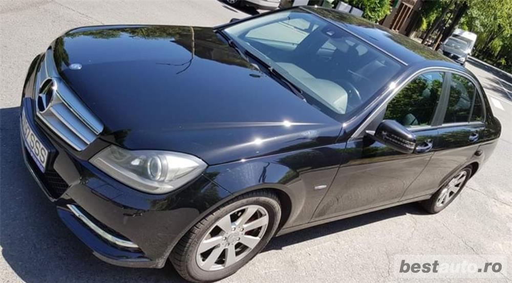 Mercedes-benz Clasa C