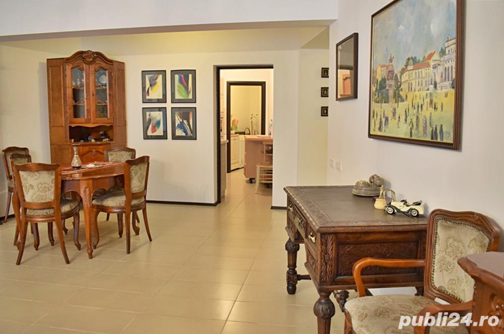 Brasov - Tampa Gardens, apartament cu living si 4 dormitoare, 0722244301.