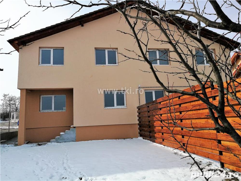 Casa  duplex de vanzare - Rezidential  Vest - Sura Mica - Sibiu