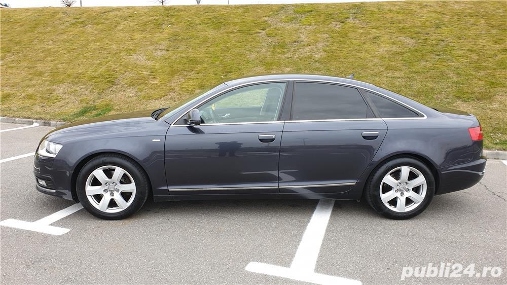 Audi A6 2009 euro 5