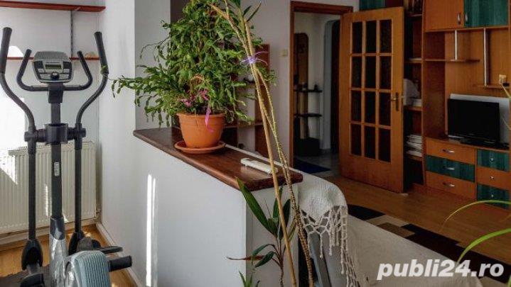 Apartament 3 camere Decomandat-70mp-Centrala Termica-Berceni/Covasna