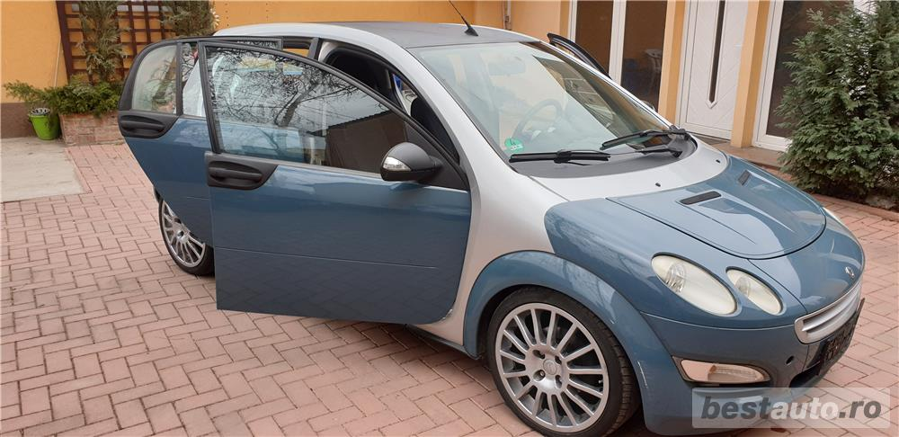Smart forfour 1,5 cdi an 2007