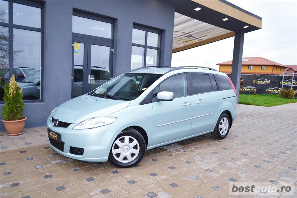 Mazda 5 AN:2006=avans 0 % rate fixe = aprobarea creditului in 2 ore = autohaus vindem si in rate