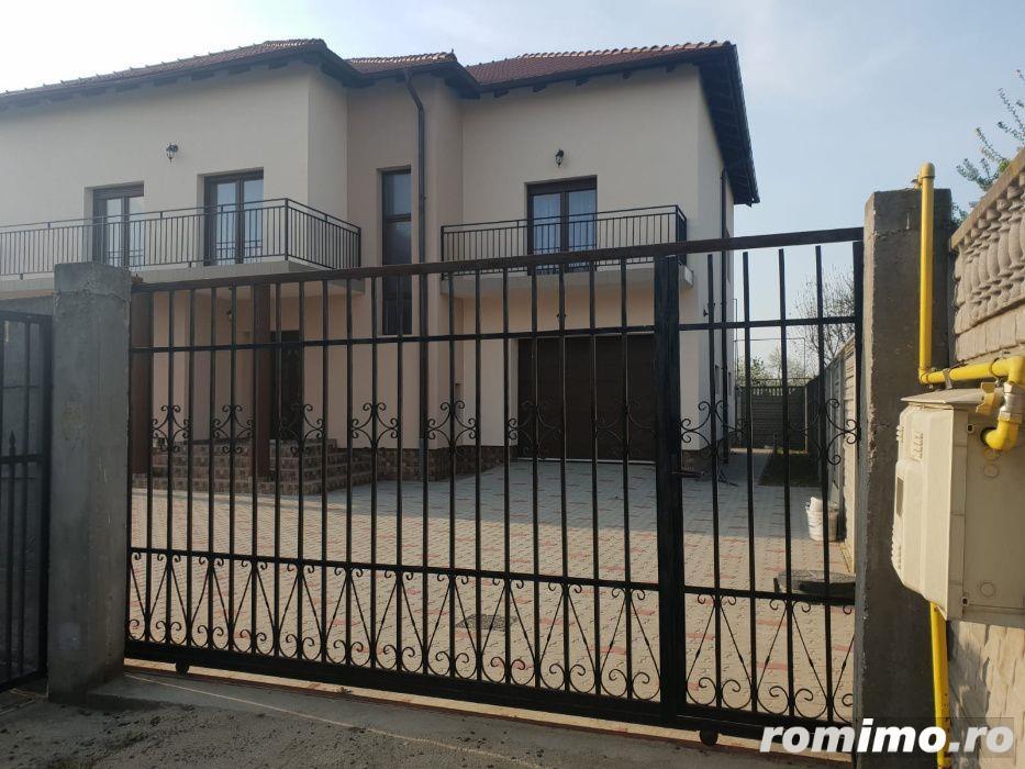Inchiriez casa cu 4 camere in comuna Giroc 1000 euro