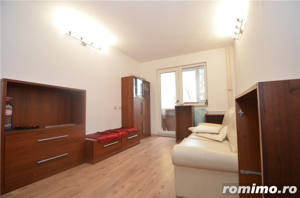 Apartament la etajul 2 mobilat