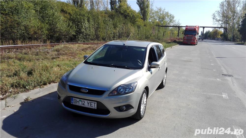 Ford focus mk2 titanium