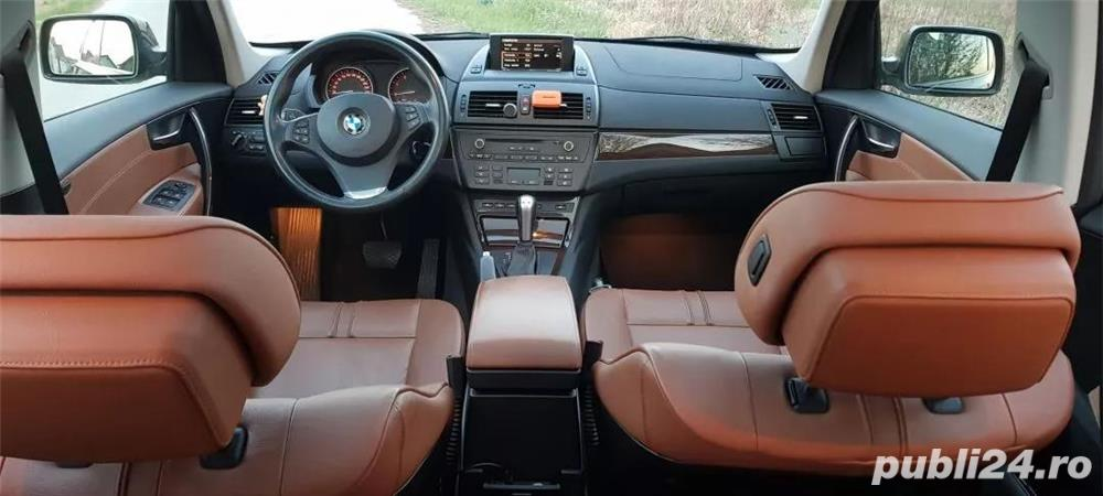 Bmw  X3  -Euro 5 - extra full option .