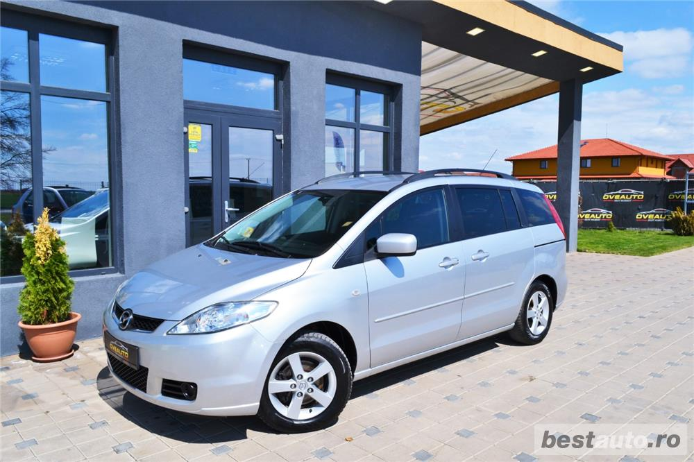 Mazda 5 an:2006 = avans 0 % rate fixe = aprobarea creditului in 2 ore = autohaus vindem si in rate