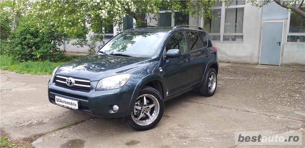 Toyota rav4,4x4,echipare Executive,import Germania