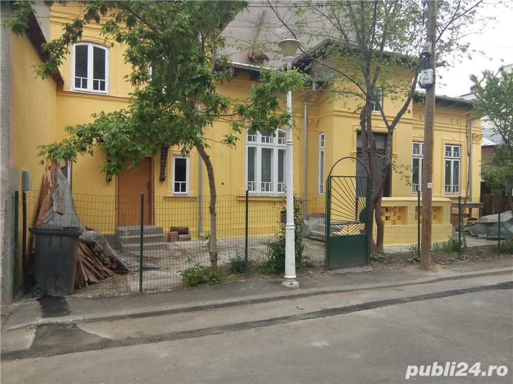 St.Mihaileanu/P-ta Sf. Stefan, vanz.casa 3 camere, singur curte, teren 163 mp