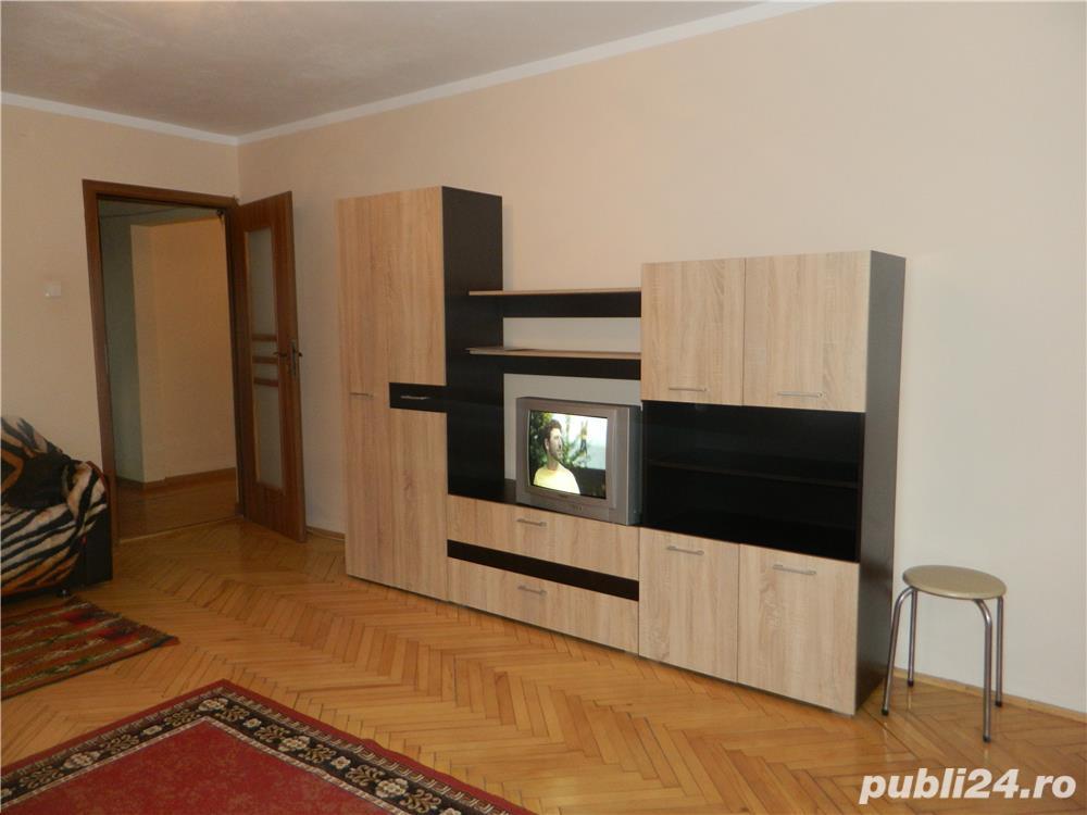 Ap.2 camere-Decomandat-Mobilat/Utilat-centrala proprie