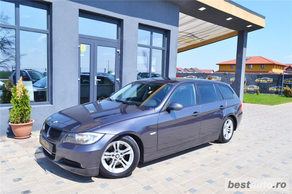 Bmw 320D an:2008=avans 0 % rate fixe = aprobarea creditului in 2 ore = autohaus vindem si in rate