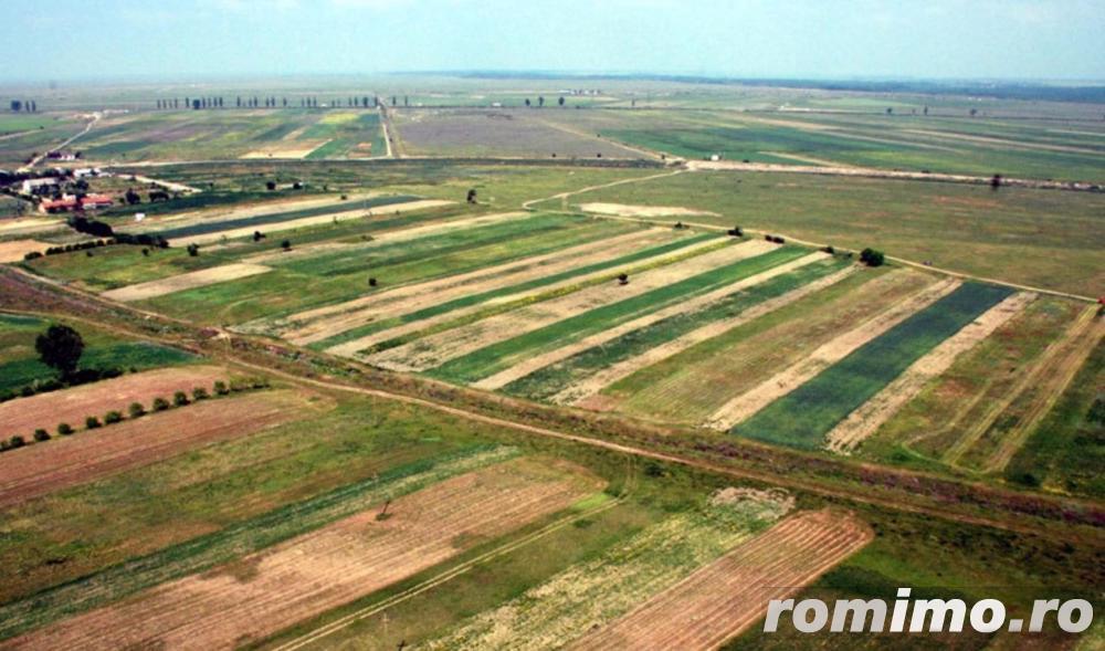 Ferma agricolă zona Dobârceni