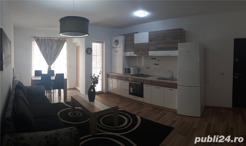 Apartament cu 2 camere mobilat si utilat cu spatiu verde( Dumbravita). Proprietar!
