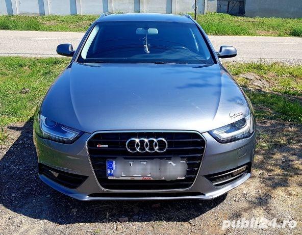 Audi A4 Facelift  proprietar