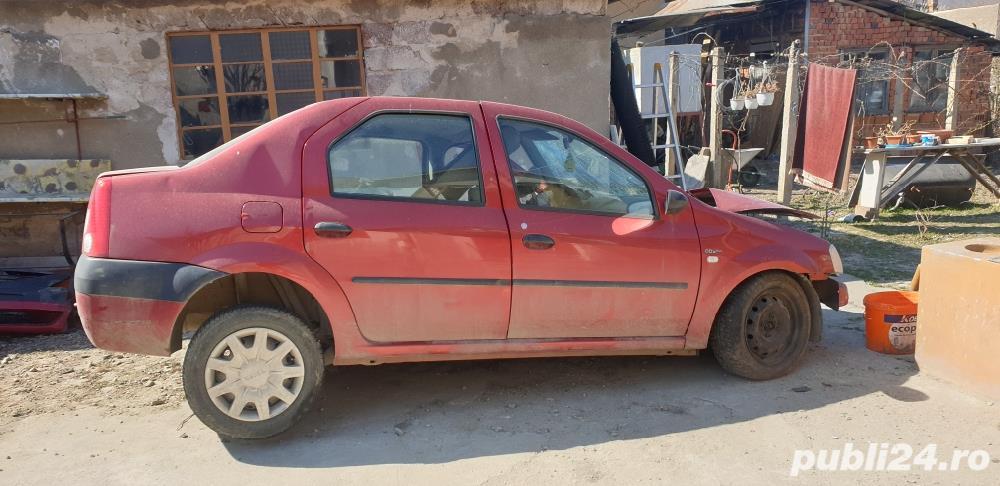 Dezmembrez Dacia Logan 2007, 1,4MPI