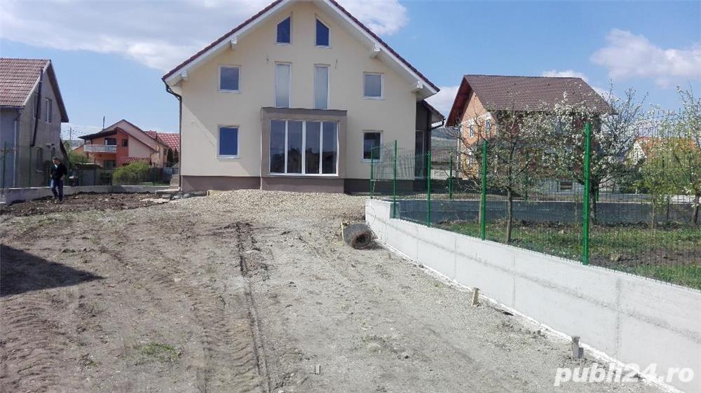 Casa in Bistrita cu 10 arii teren D+P+M-300 mp