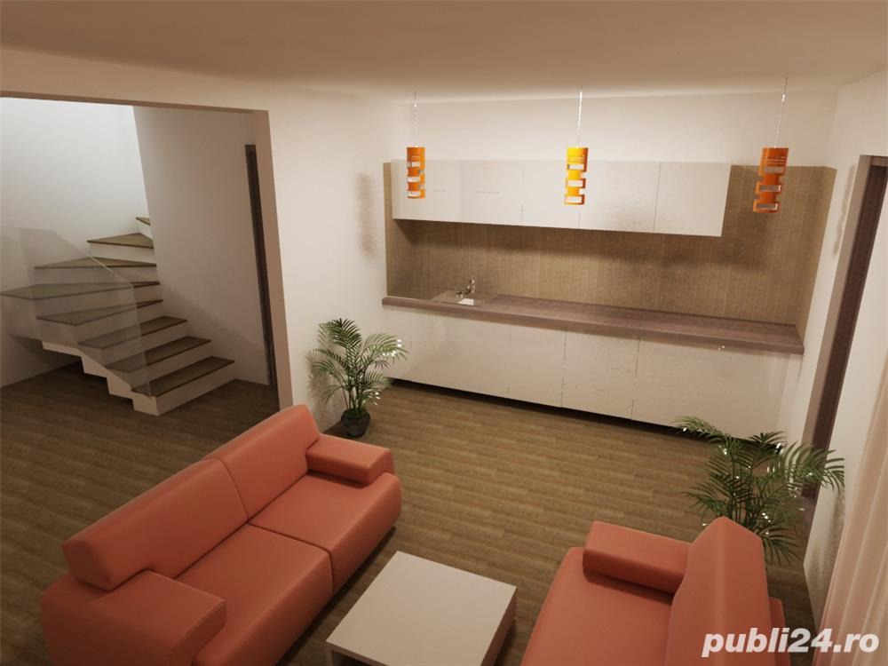 Inchiriere Vila Duplex P+2 Constructie 2019 -Mobilata/Utilata Lux 2019 -Oltenitei/Maica Tereza